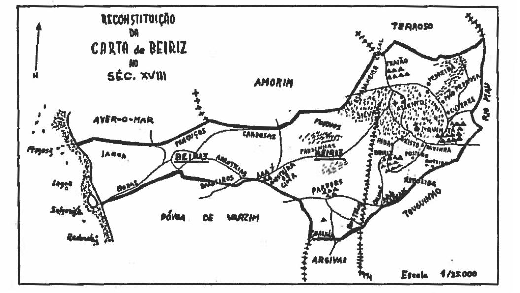 Mapa Beiriz 2