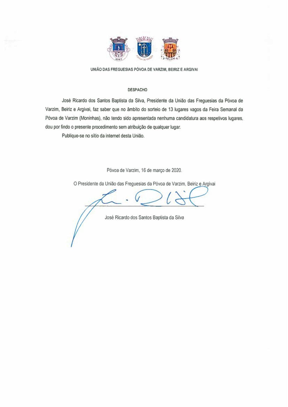 Desp. Assinado