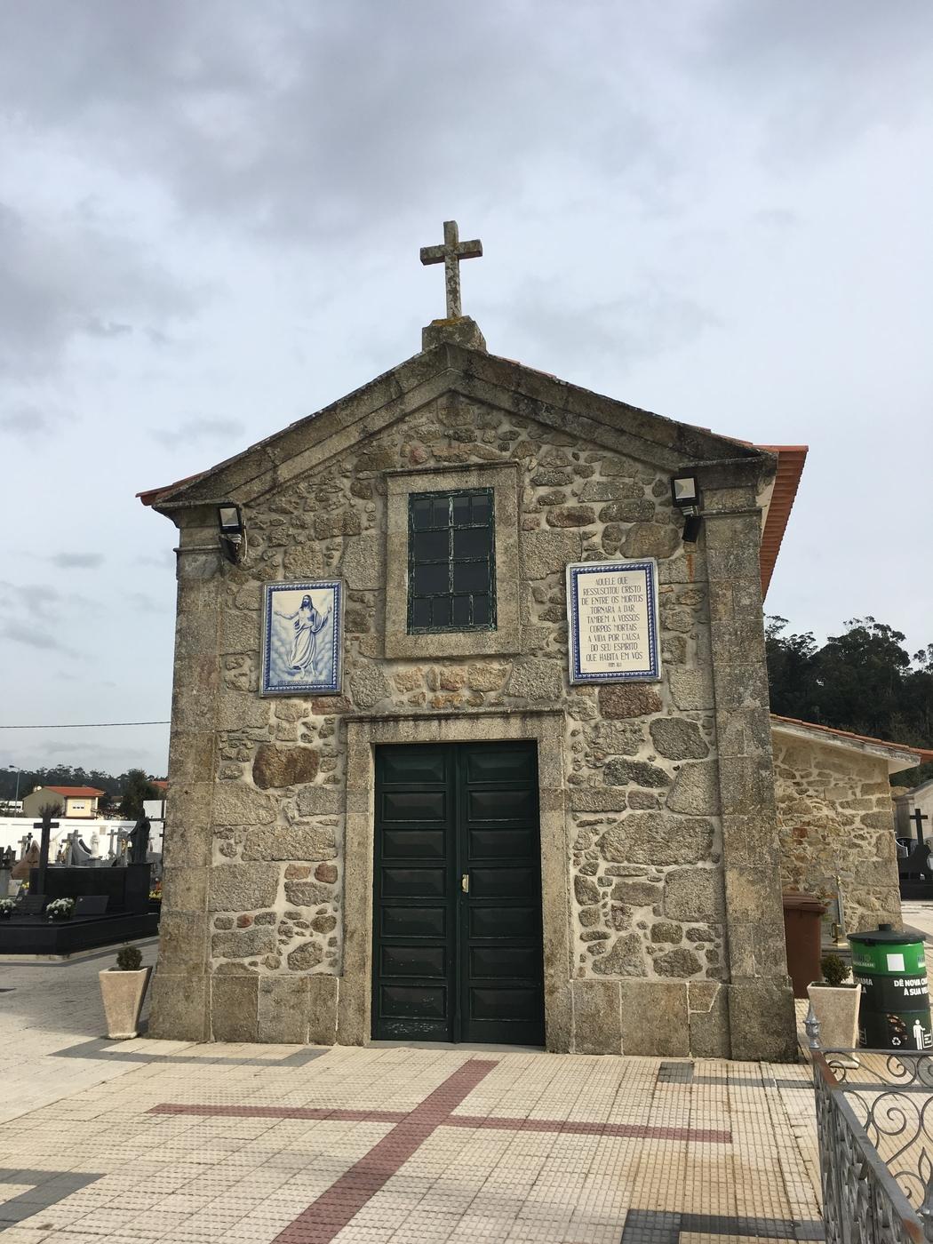 Capela Cemitério Beiriz