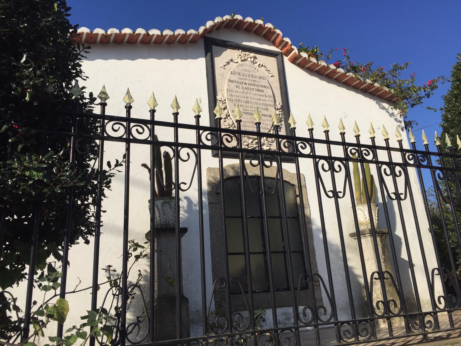 D.2 Casa onde nasceu Frei José de Sacra Família