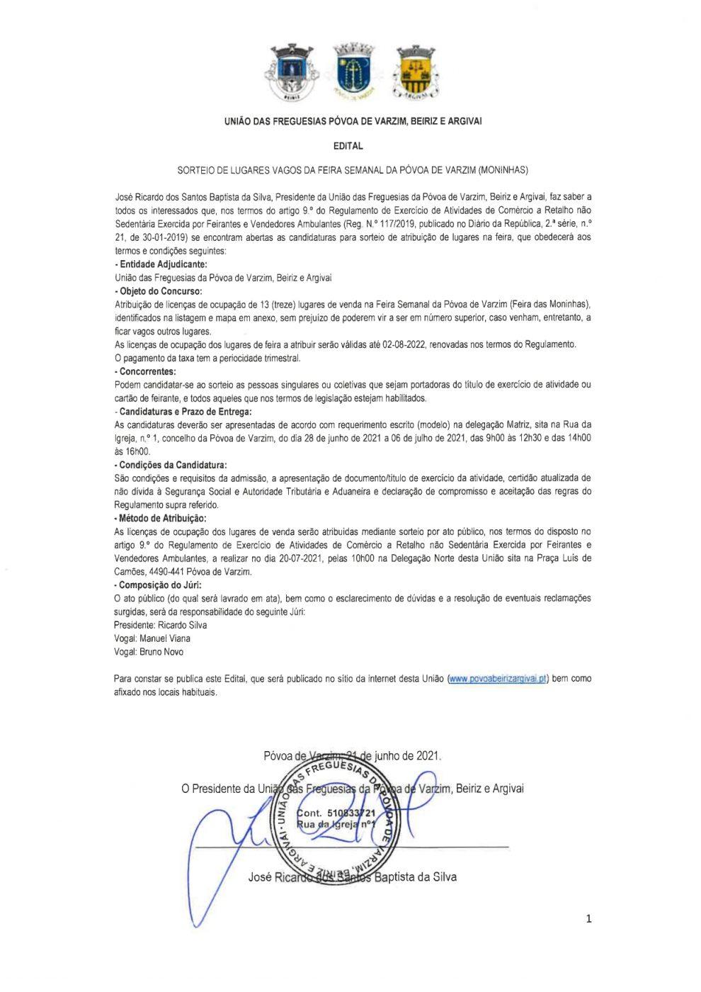 Edital Sorteio Feira II Assinado_Site